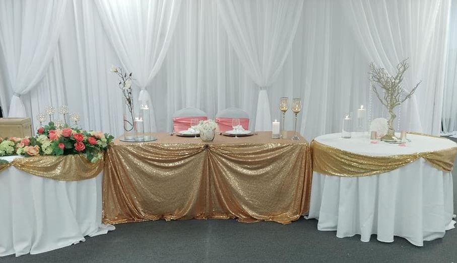 Cherished Ceremonies Weddings Tampa Wedding: Reception Packages - Cherished