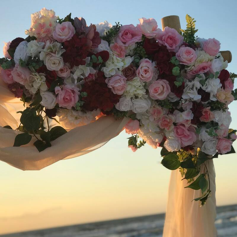 Belongil Beach Wedding Ceremony: Beach Wedding Packages - Cherished